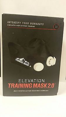 Elevation Training Mask 2.0  (SMALL ONLY) gym mma high altitude