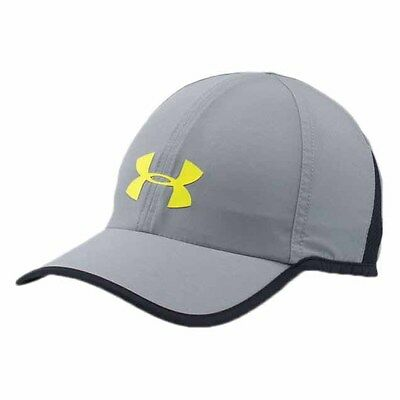 Under Armour Shadow 3 One Size Overcast Gray   Black   Flash Light Gorras