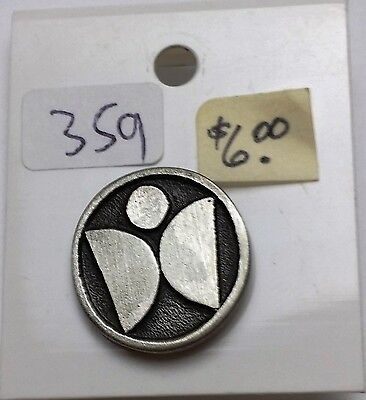Vintage Lapel Pin / Badge - Free Combined S/H