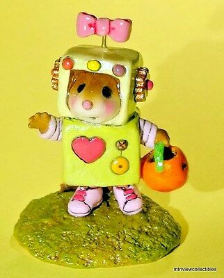 Wee Forest Folk M-399b Rosie Robot-Retired 2016