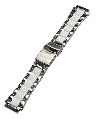 Mares Metallic Strap White For Matrix   Ersatzteile