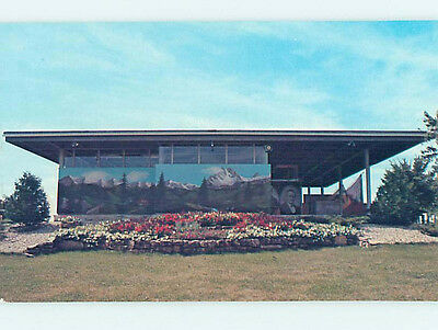 Unused Pre-1980 MUSEUM SCENE New Glarus Wisconsin WI hr0232