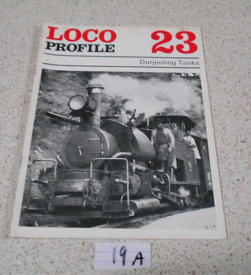 Loco Profile Darjeeling Tanks By Brian Reed  Number 23 Magazine