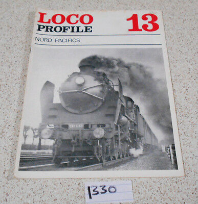 Loco Profile Nord Pacifics By Brian Reed  Number 13 Magazine