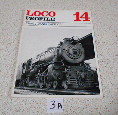 Loco Profile Pennsylvania Pacifics By Brian Reed  Number 14 Magazine