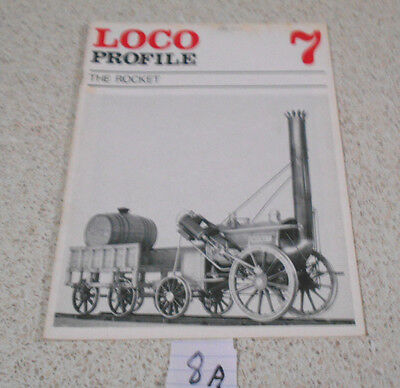 Loco Profile The Rocket By Brian Reed  Number 7 Magazine