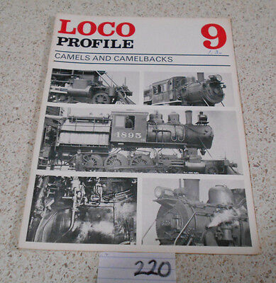 Loco Profile Camels And Camelbacks By Brian Reed  Number 9 Magazine