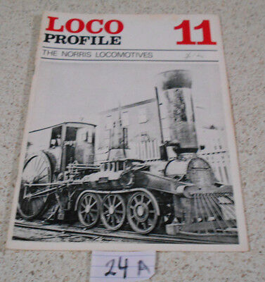 Loco Profile The Norris Locomotives By Brian Reed  Number 11 Magazine