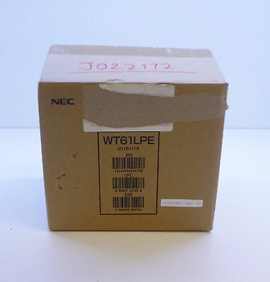 New NEC WT61LPE OEM Projector Lamp