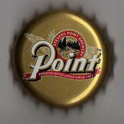 American Beer Bottle Top Crown Cap - Stevens Point Brewery - USA