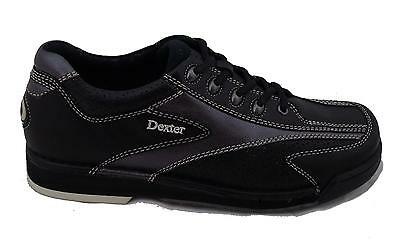 Dexter SST7 LE Black/Mahogany tenpin bowling shoes, size 7UK - new  #250
