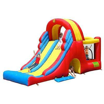 Mega Slide and Jumping Castle 9082N HAPPY HOP