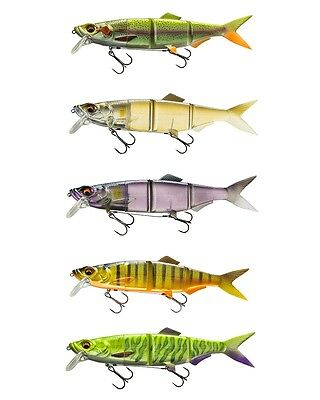 Colours New Daiwa Prorex Hybrid Swimbait Spare Tails 18cm 12.5cm All Models