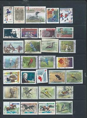 Canada lot 2 nice used selection most Commemoratives good range , [6131)