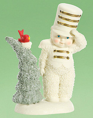 Snowbabies On Duty Figurine  NEW in BOX  17538