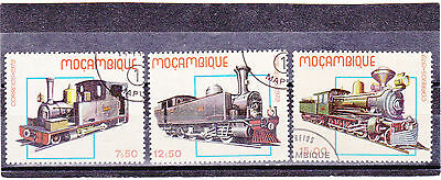 MOZAMBIQUE SC# 659 SC# 661  Used