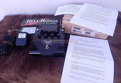 Mesa Boogie tube overdrive v1 Bottle Rocket
