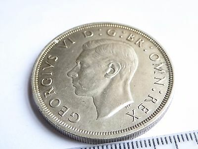 1937 George V1 crown coin