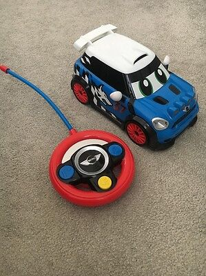 Go Mini Wolf Remote Control Car With Lights And Sound