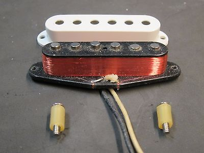 Lindy Fralin Blues Special Bridge Strat Pickup for Stratocaster Electric Guitar