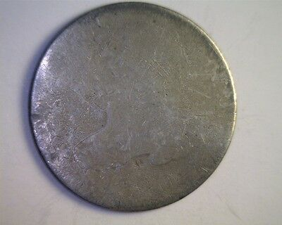 Estate Find - 1820 Large Size Capped Bust Silver Dime - POOR