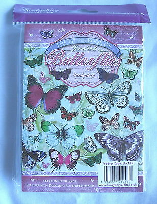 Hunkydory The Little Book of Butterflies - SEALED