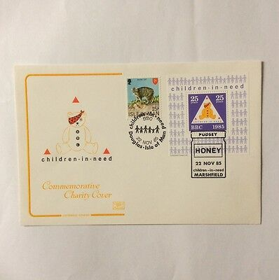 First Day Cover Commemorating Children In Need 1985