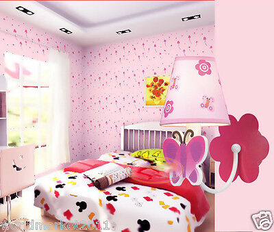 Personality Simple Lovely Cartoon 1 Lamps Total Height 30CM Children Lighting