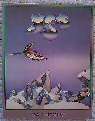 Yes: The Authorised Biography (Paperback), Dan Hedges, 1981