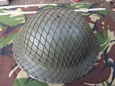 "Dark Green, Tommy Helmet Net, 3/4"" Mesh"