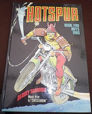 The Hotspur Book For Boys (Annual) 1980 VGC Unclipped