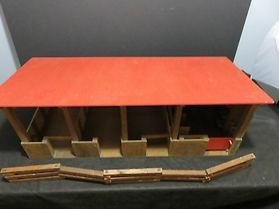 Large Wooden Breyer Horse Stable/stall/barn - For Traditional Size Horses -