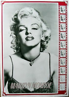 Marilyn Monroe Large POSTER rare mint new rare !