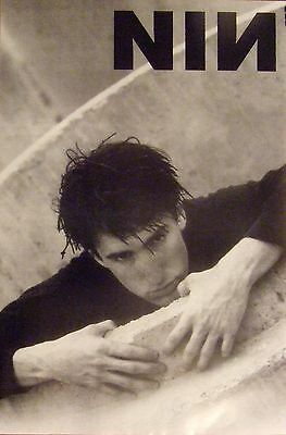 NIN Nine Inch Nails Trent Reznor wall Large POSTER !