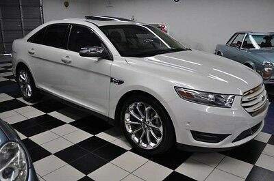2013 Ford Taurus LIMITED EDITION - ONLY 6K MILES - FACTORY WARRANTY 2013 Ford