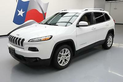 2015 Jeep Cherokee  2015 JEEP CHEROKEE LATITUDE BLUETOOTH REAR CAM 21K MI #597001 Texas Direct Auto