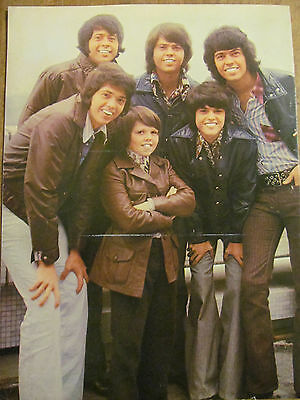 The Osmond Brothers, Osmonds, Donny, Full Page Vintage Pinup