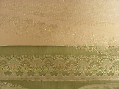 Flat Lace White Crystal X 20 Mts (188)