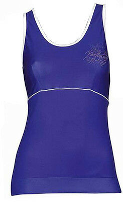 Northwave Top Bra Pearl Woman M Blue Camisetas