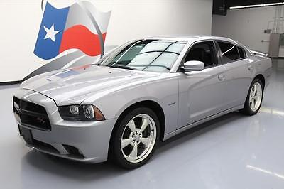 2011 Dodge Charger R/T Road and Track Sedan 4-Door 2011 DODGE CHARGER R/T HEMI HTD SEATS NAV REAR CAM 71K #538847 Texas Direct Auto