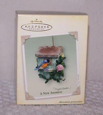 2005 Hallmark Ornament - Marjolein Bastin - A New Address