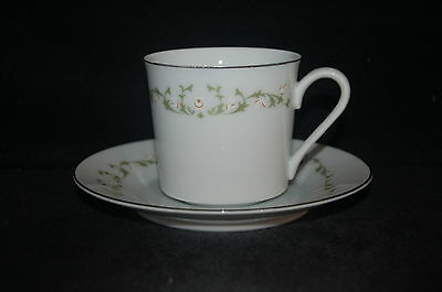 Sheffield Elegance 502 Cup and Saucer