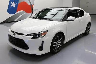 2014 Scion tC Base Coupe 2-Door 2014 SCION TC COUPE AUTO PANO ROOF NAV REAR SPOILER 19K #079503 Texas Direct