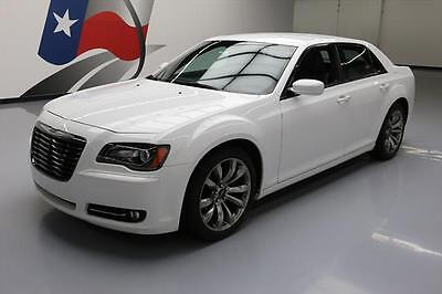 2014 Chrysler 300 Series  2014 CHRYSLER 300 S HTD LEATHER NAVIGATION BEATS 32K MI #286610 Texas Direct