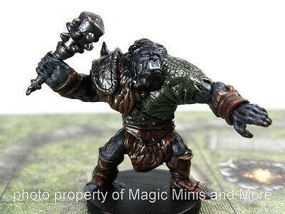 Dungeon Command ORC DRUDGE Dungeons and Dragons D&D miniature Blood of Gruumsh