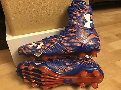 *new* $150 Under Armour Highlight Mc Football Lacrosse Cleats 1258400-401 11.5
