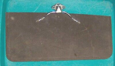 1930 's or 1940 's  Automobile Sun Visor Ford Packard Lincoln  Dodge ?