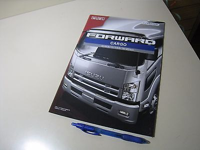 ISUZU TRUCK FORWARD CARGO Japanese Brochure 2013/05