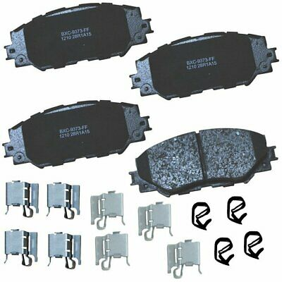 Bendix 2-Wheel Set Brake Pad Sets Front Driver & Passenger Side New LH SBC1210