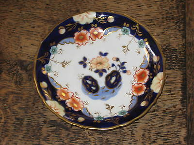 English Saucer Bowl 19Th C Regency